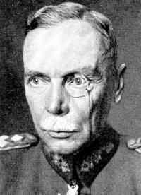 ハンス フォン ゼークト