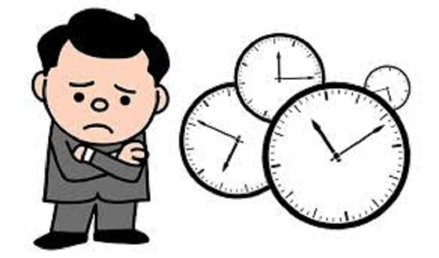 時間の使い方★有効に時間を使うには○○をやめれば良い